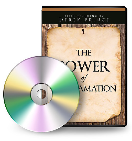 Power of Proclamation (1 CD)