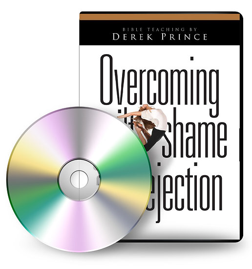 Overcoming Guilt, Shame and Rejection (1 CD)