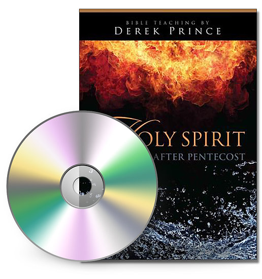Holy Spirit: Before and After Pentecost (1 CD)