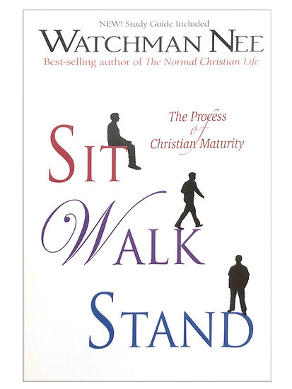 Sit Walk Stand with Study Guide: Process of Christian Maturity