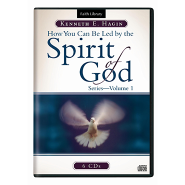 Audio CD: How You Can Be Led By The Spirit V1 (6 CDs)