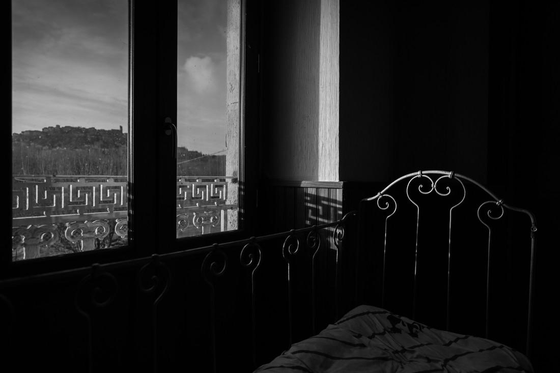 Le lit de fer