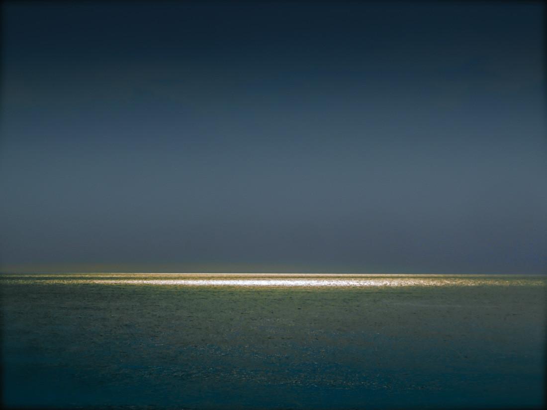 Rayon de lumière, océan Atlantique