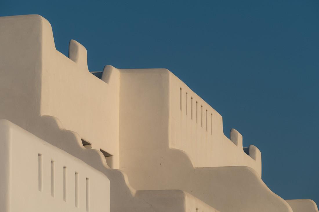 Architecture des Cyclades, Naxos