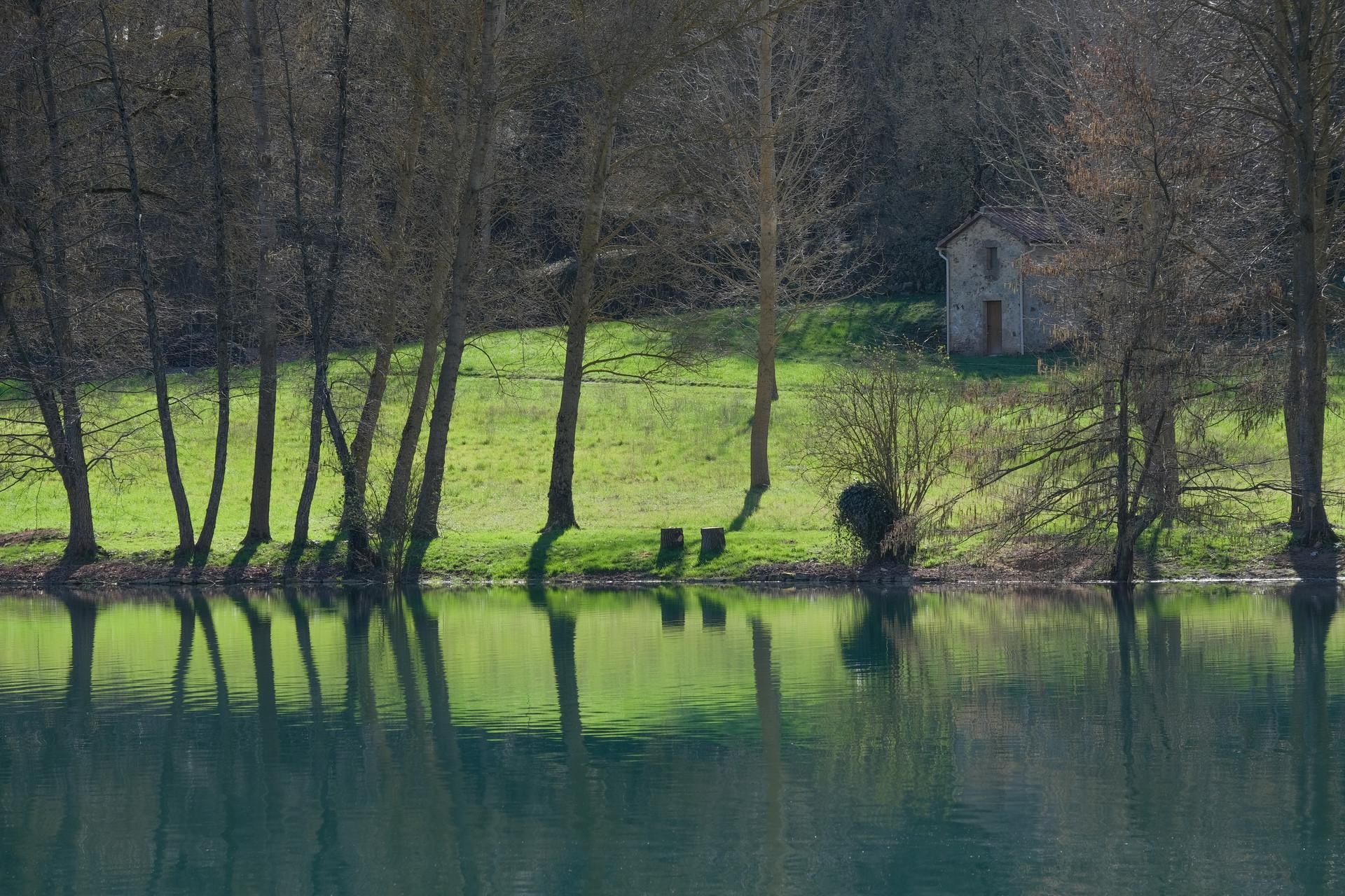 Au fil de l'eau, Tarn, France