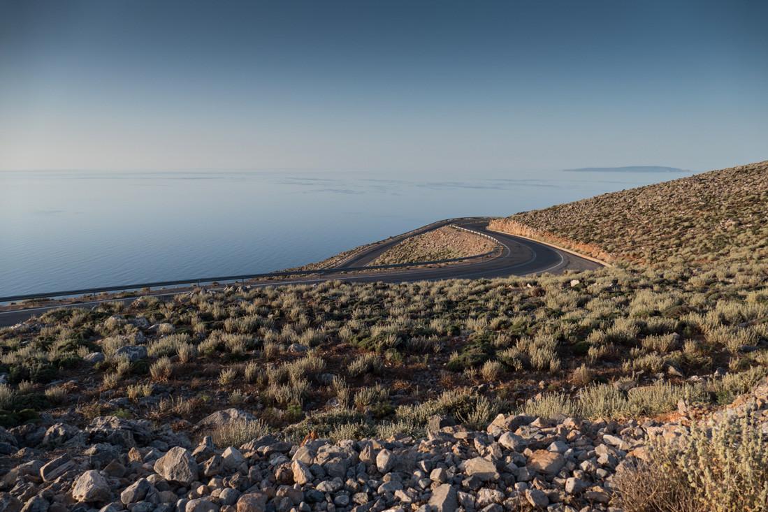 La route du bout du monde, Crète, Grèce