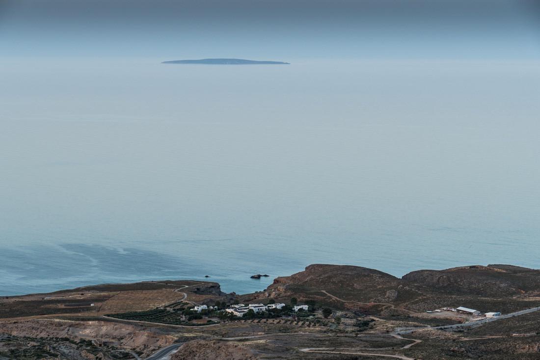 Ile de Gavdos, sud de la Crète
