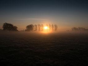 Un matin d'hiver 3, Nord, France