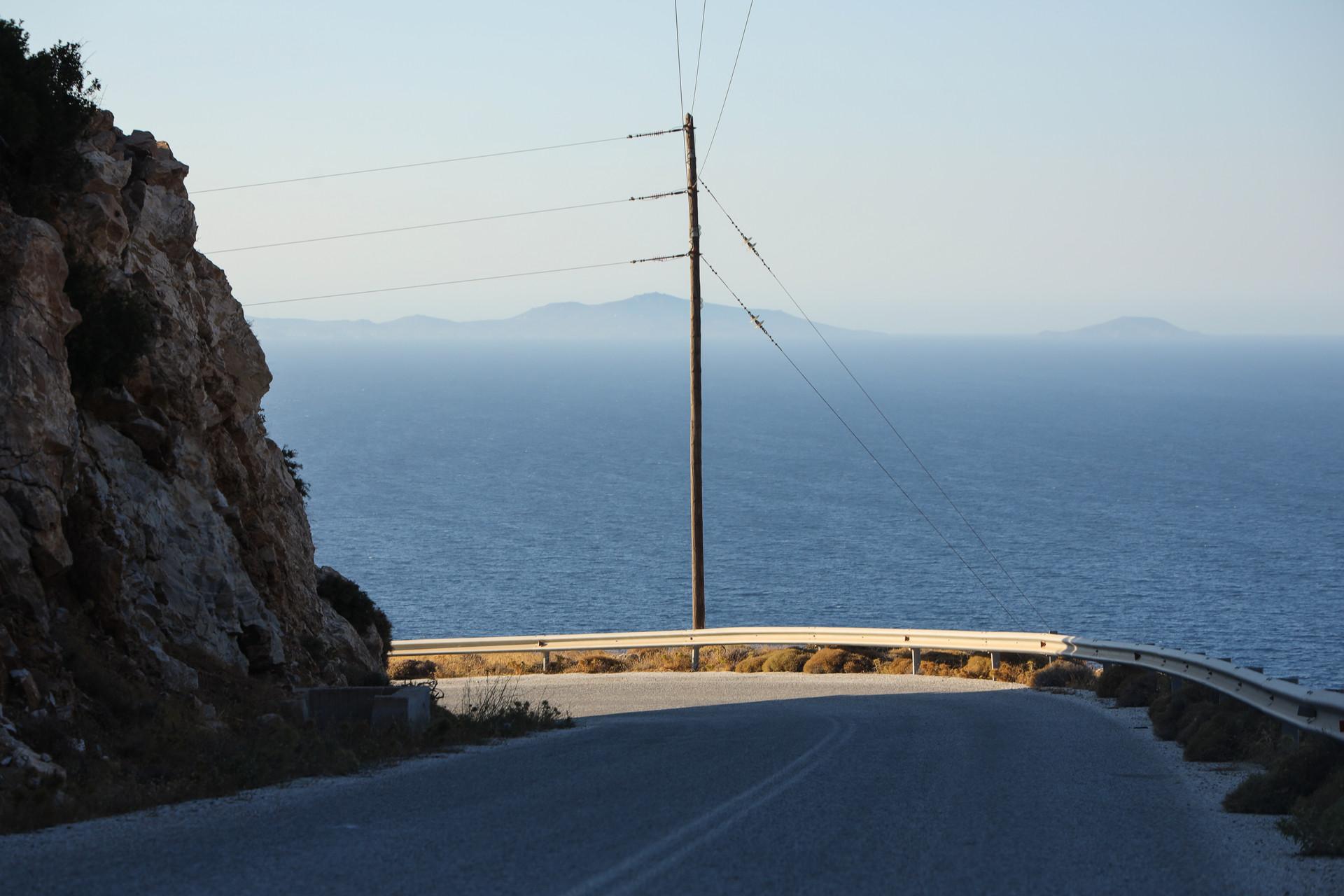 Naxos, Grèce