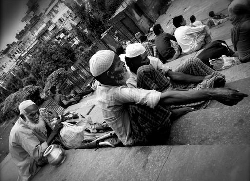 Mosquée de Delhi