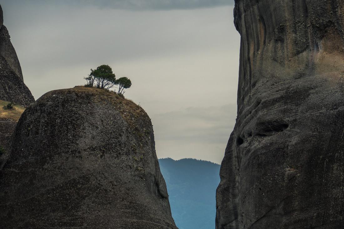 Météores, Grèce