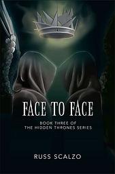 """Open Warfare"" book 2 in the Hidden Thrones series by Russ Scalzo"