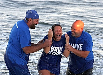 Searchlight Church Beach Baptism