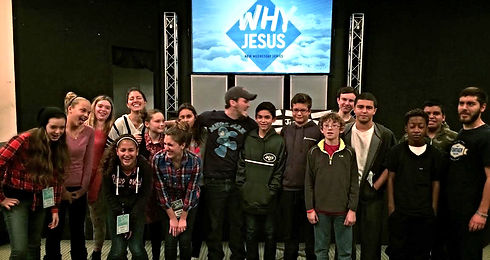 Searchlight Church Youth Group