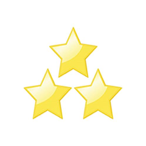3 Star Sponsorship