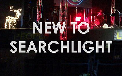 New to Searchlight Church
