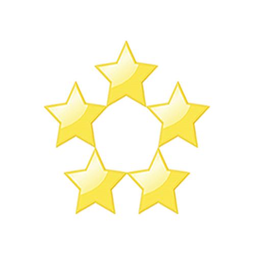 5 Star Sponsorship