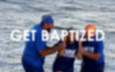 Get Baptized | Searchlight Church