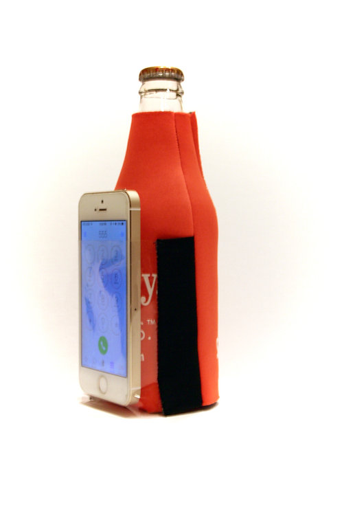 SmartCoozie™ Zip Bottle