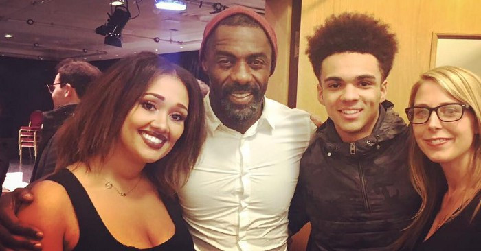 The Idris Elba & Tree Controversy