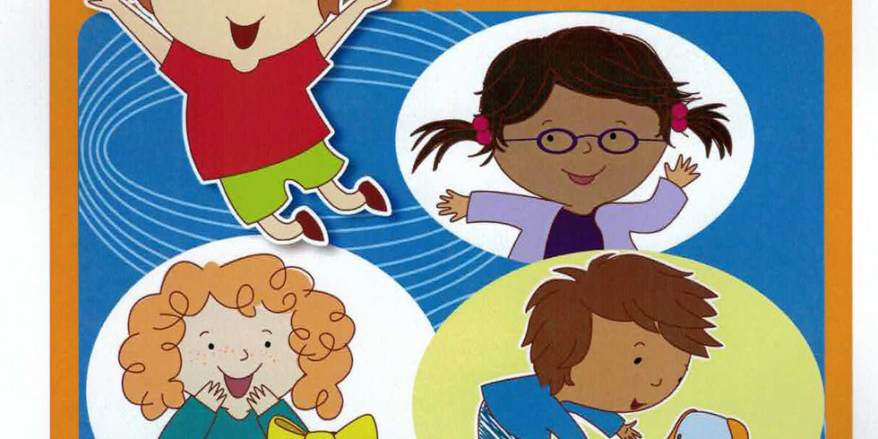 Cool Little Kids Program for parents of 3 -6 year olds (online)