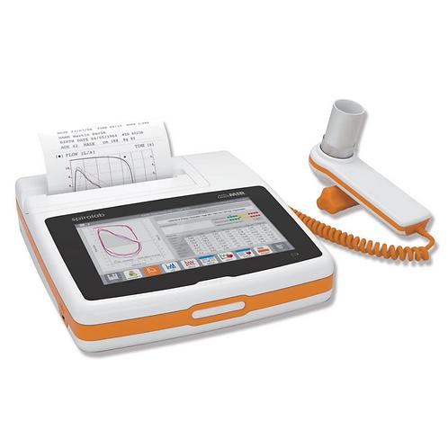 NUOVO SPIROLAB con display a colori e stampante e software + SpO2 (iva esclusa)