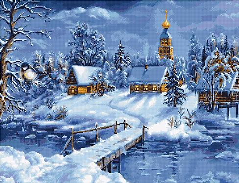 G447 Winter Landscape