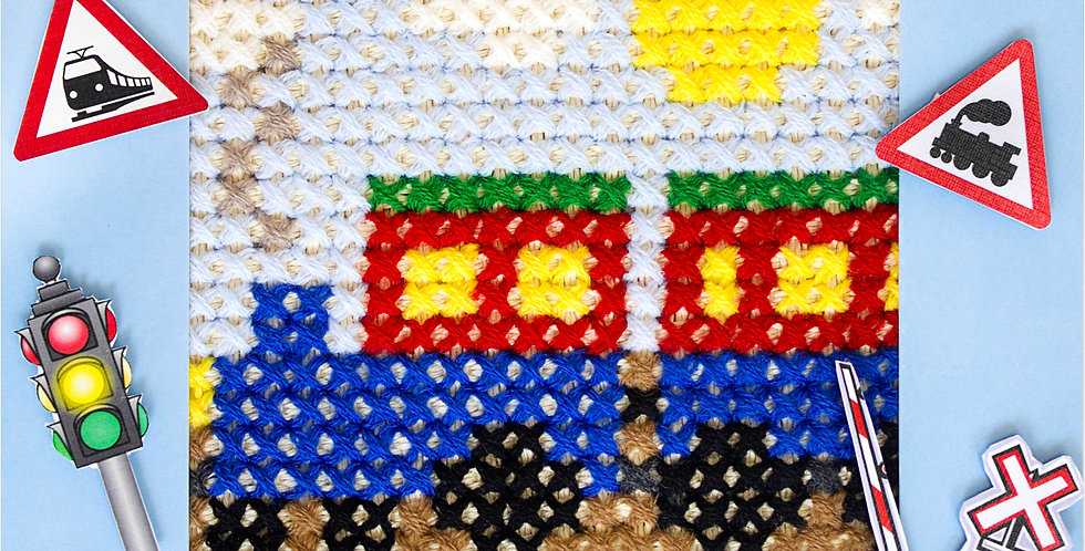 X05 The Train