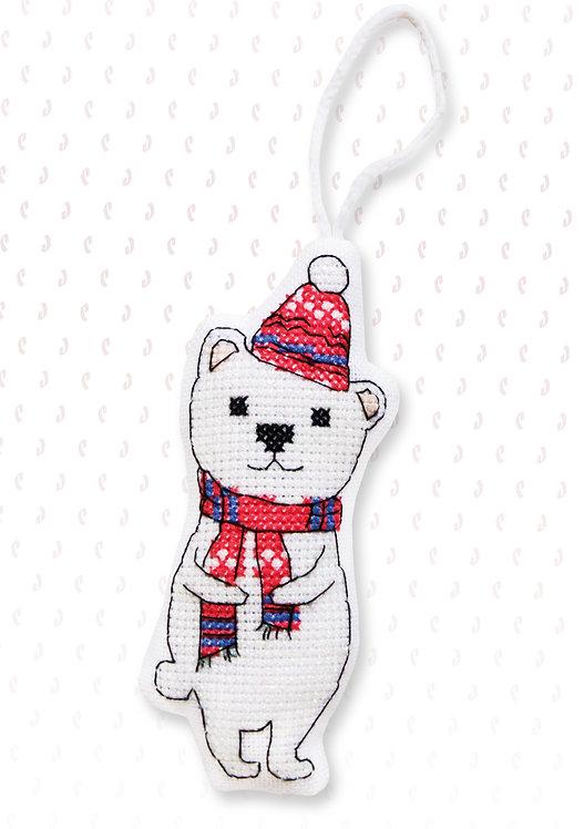 JK008 Christmas Toy | Cross Stitch Kit
