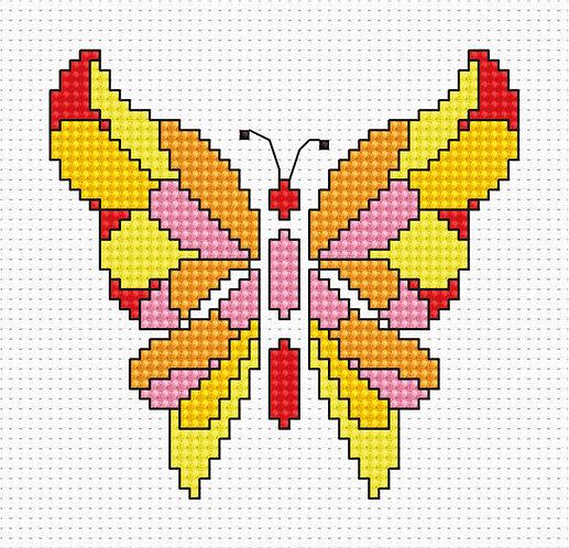 B049 - Cross Stitch Kit Luca-S