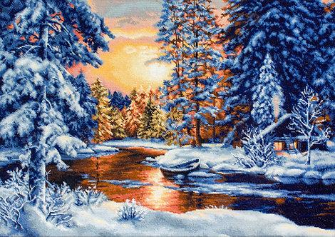 B477 Winter Landscape