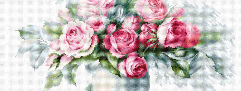 B2280 Etude with Roses