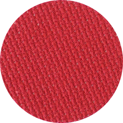 Fein-Aida fabric 18 ct. red color 9060