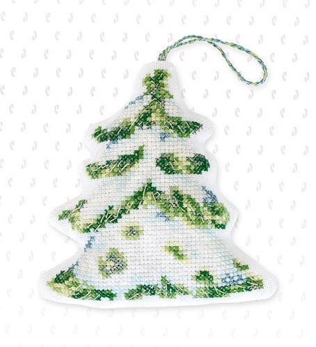 JK024 Christmas Toy | Cross Stitch Kit