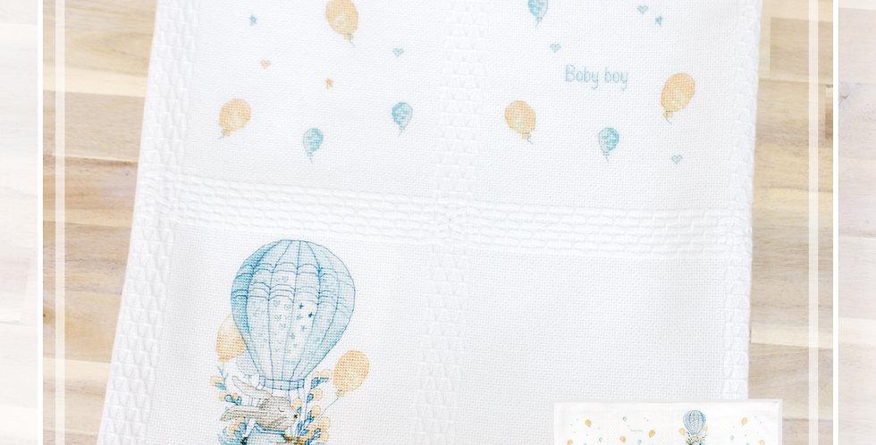 BO101 Baby Blanket | Cross Stitch Kit