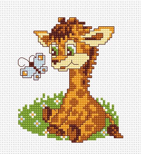 B044 - Cross Stitch Kit Luca-S