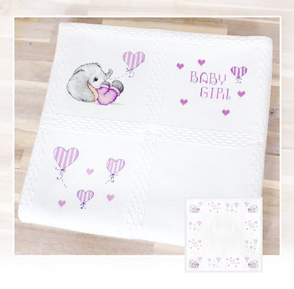 BO100 Blanket for baby