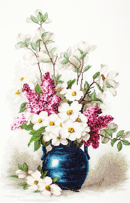Lilac and jasmine