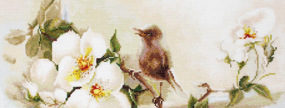 B2315 Birdie - Cross Stitch Kit