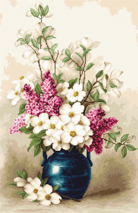 G514 Lilac and jasmine