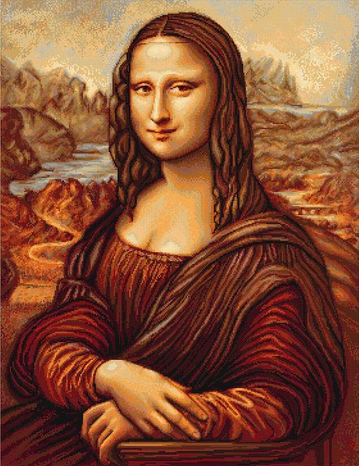 B416 Mona Lisa