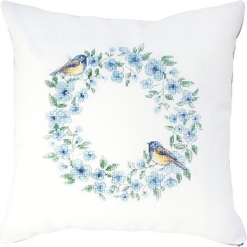PB130 Pillowcase | Cross Stitch Kit