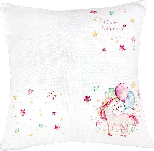 PB192 Pillowcase | Cross Stitch Kit