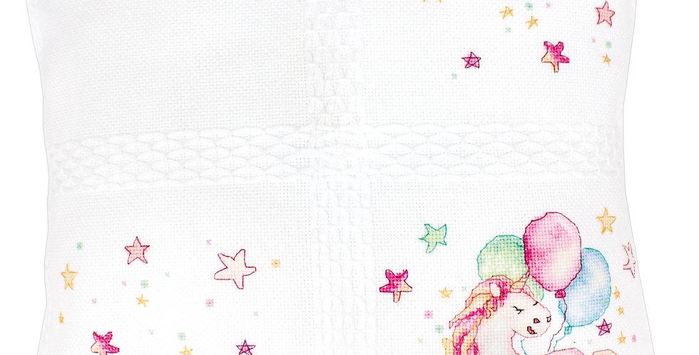 PB192 Pillowcase   Cross Stitch Kit