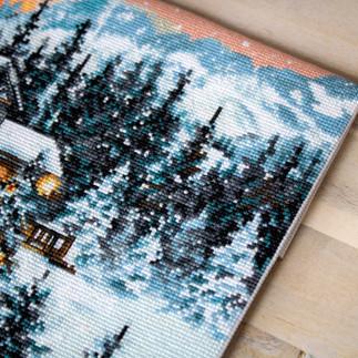Cross Stitch Kit Luca-S | BU4022