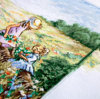 Cross Stitch Kit Luca-S | BU4013