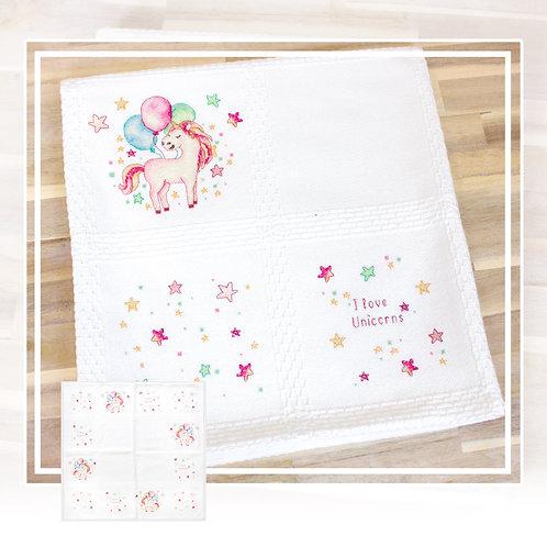 BO103 Baby Blanket | Cross Stitch Kit
