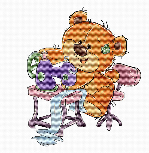 B1179 Teddy-bear