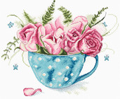 LETI 916 A cup of roses