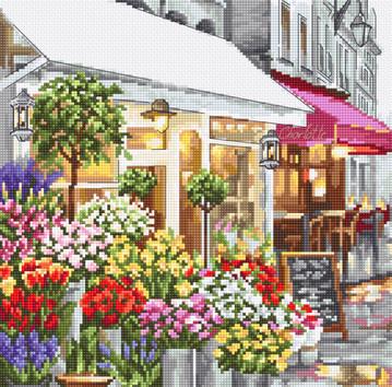 LETI 986 Flower Shop